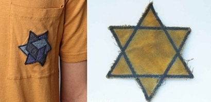Hawking the Star of David - is a Fashion Statement?